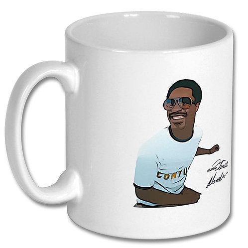 Stevie Wonder 10oz Mug