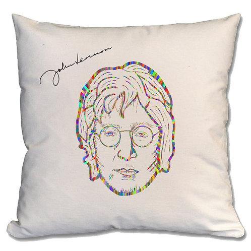 John Lennon The Beatles Large Cushion