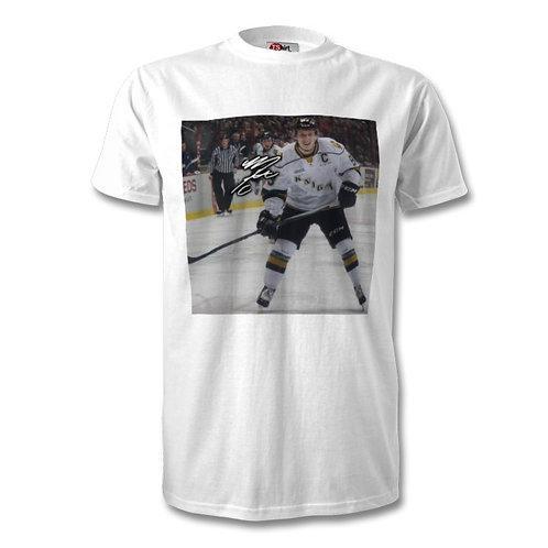 Mitchell Marner Toronto Maple Leafs Autographed Mens Fashion T-Shirt