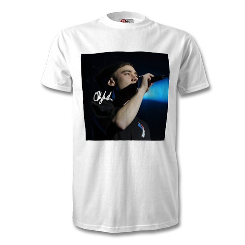 Olly Alexander Years Years Autographed Mens Fashion T-Shirt