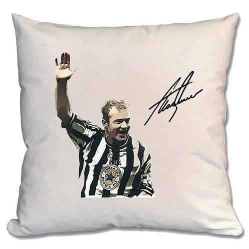 Alan Shearer Newcastle United Large Cushion