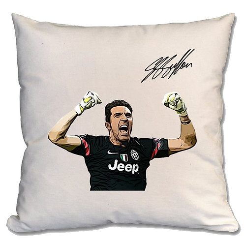 Gianluigi Buffon Juventus Large Cushion