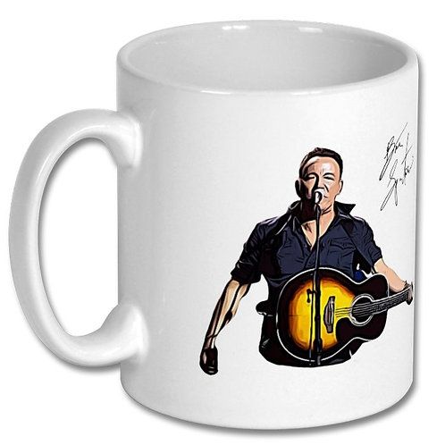 Bruce Springsteen 10oz Mug