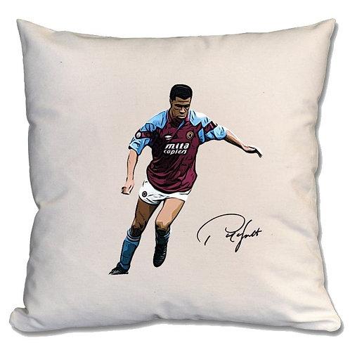 Paul McGrath Aston Villa Large Cushion