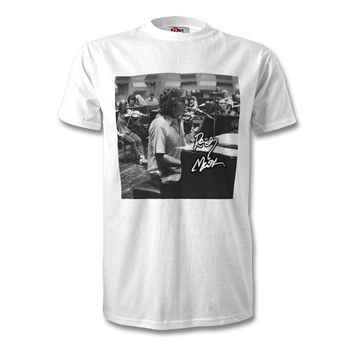 Randy Newman Autographed Mens Fashion T-Shirt