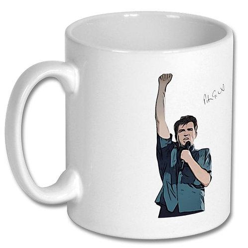 Peter Gabriel Genesis 10oz Mug