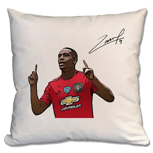 Anthony Martial Manchester United Large Cushion