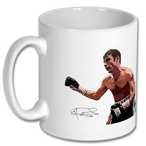 Joe Calzaghe Boxing 10oz Mug