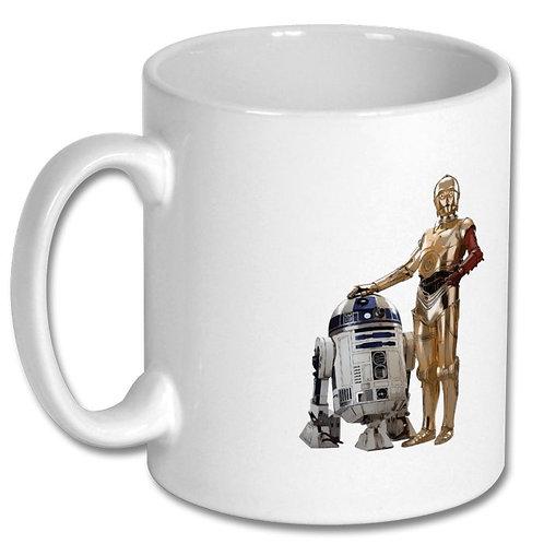 Star Wars R2D2 and C-3PO 10oz Mug
