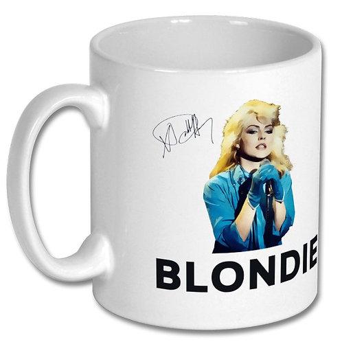 Blondie Debbie Harry 10oz Mug