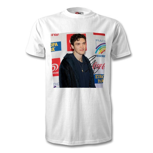 Lauv Autographed Mens Fashion T-Shirt