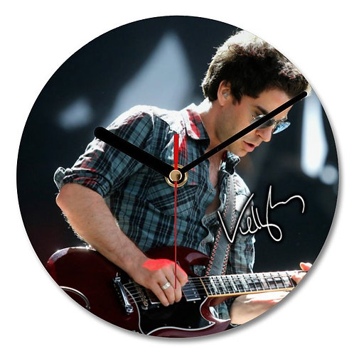 Stereophonics - Kelly Jones Autographed Wall Clock