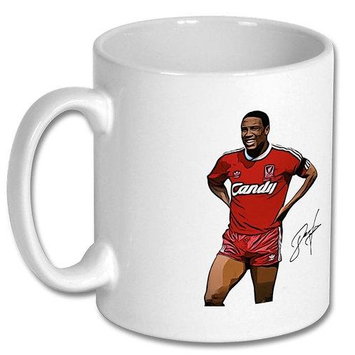 John Barnes Liverpool 10oz Mug