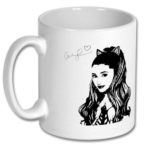 Ariana Grande 10oz Mug