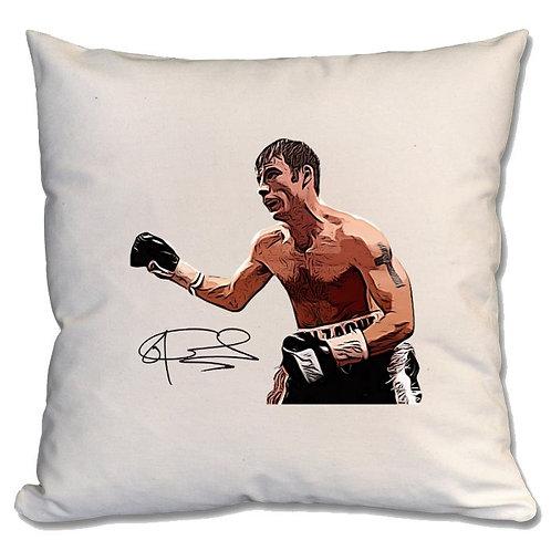 Joe Calzaghe Boxing Large Cushion