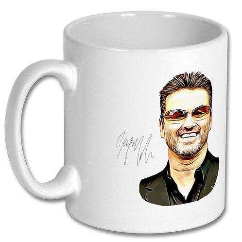George Michael Wham 10oz Mug