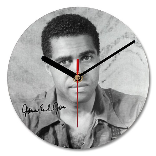 James Earl Jones - Darth Vader - Star Wars Autographed Wall Clock