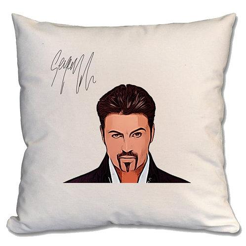 George Michael Wham Large Cushion