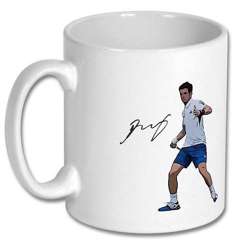 Andy Murray Tennis 10oz Mug