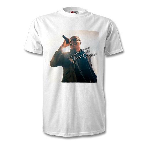Taio Cruz Autographed Mens Fashion T-Shirt