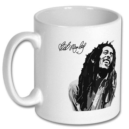 Bob Marley 10oz Mug