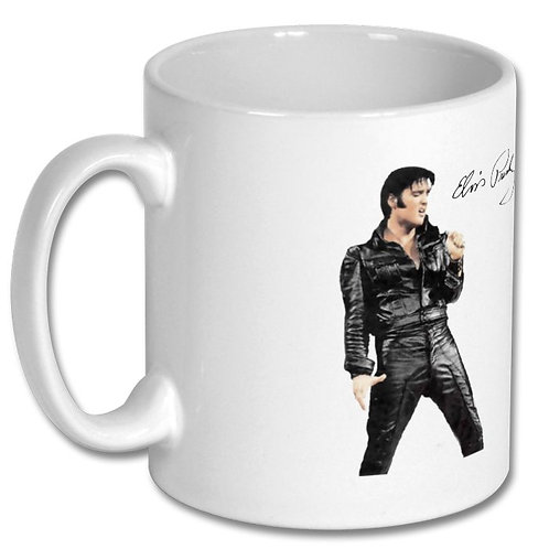Elvis Presley 10oz Mug