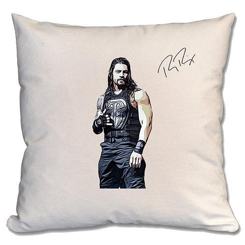 Roman Reigns Wrestling Large Cushion