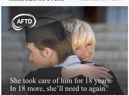 New York Times Mobile Ad