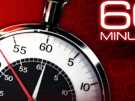 60 Minutes Segment