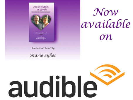 Now Available on Audible!