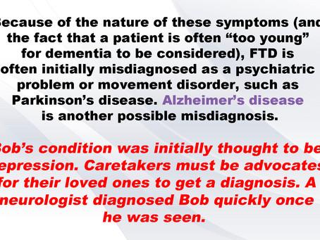 FTD Awareness Week - Day 4