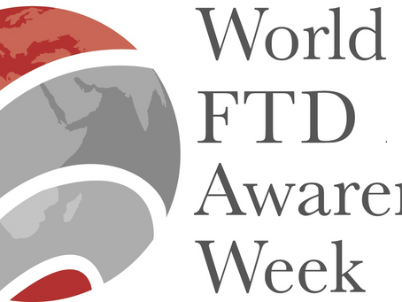 World FTD Awareness Week - Today Show