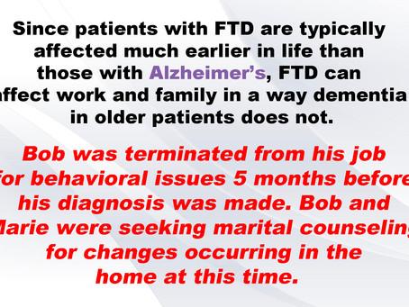 FTD Awareness Week - Day 2