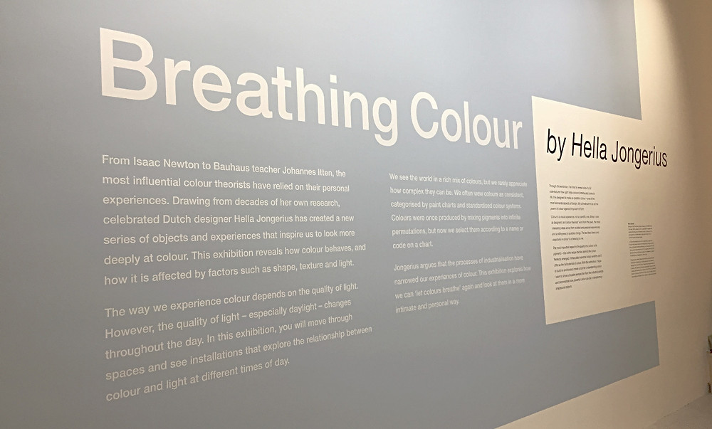Breathing Colour Introduction