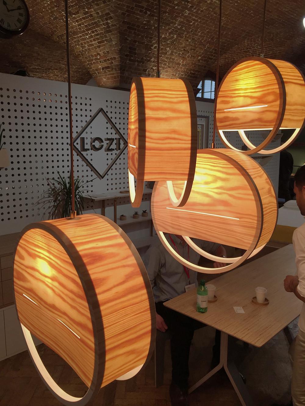 Sunset Lamp - Lozi Designs
