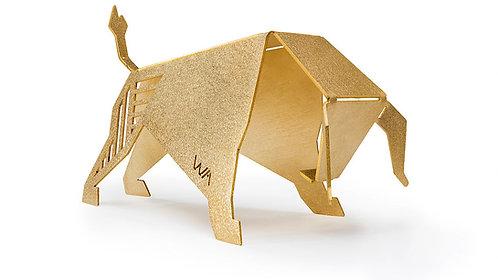 BULL Brass Origami