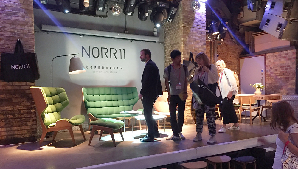 Norr11 Stand at Fabric