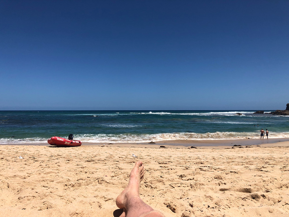 Portsea Back Beach, Australia