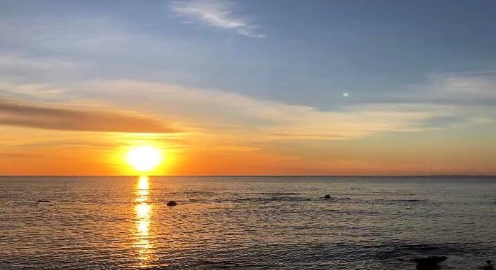 Sunset Mornington, Australia