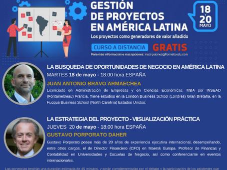 Ciclo de Ponencias OEA - Formato Educativo