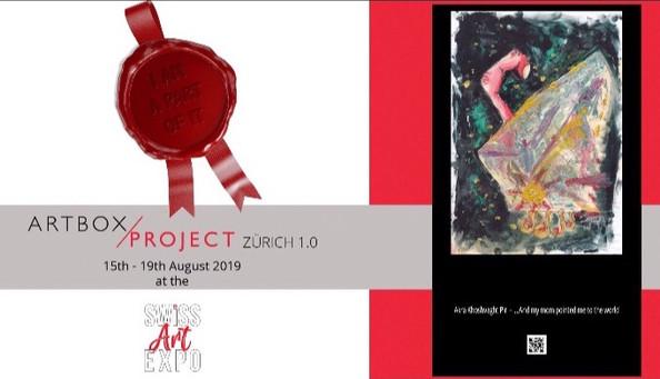Artbox Zürich Zertifikat