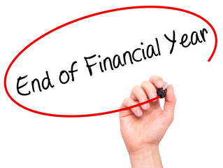 Preparing for End of Financial Year