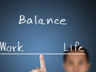 Tip 4 - A Balanced Life