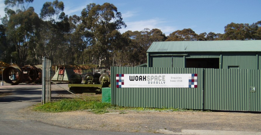 Workspace Australia Dunolly