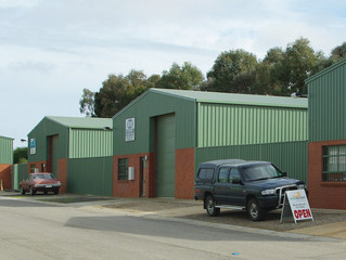 Rare Opportunity - Factory Space at Eaglehawk