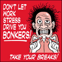 Tips for Handling Stress - No 4
