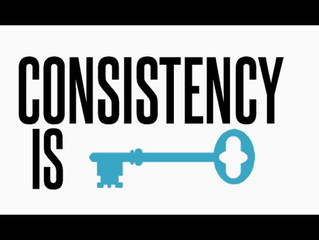 Tip 9 - Be Consistent
