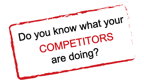 Tip 3 - Analyse your Competition