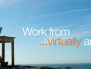 Virtual Office Now Available
