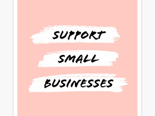 Ways to Support Small Business